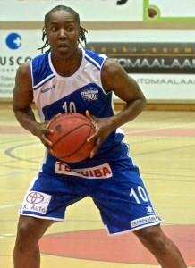 Kenya Robinson oli 45-vuotiaana Huiman ylivoimainen ykkönen Lappeenrannassa.