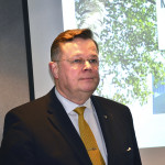 Metsä Groupin pääjohtaja Kari Jordan.