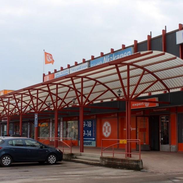 Niskanen muuttaa Kauppakadun toiselle puolelle – kaupunginhallitus  käsittelee maanantaina tontin ostamista Niskaselta 69888e9ffa
