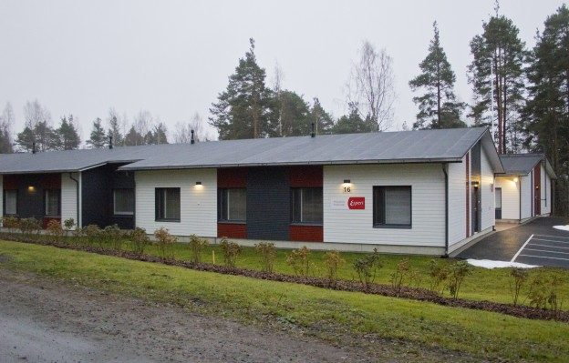 Esperi care Oy avasi yksityisen hoivakodin Äänekosken Pukkimäelle vuoden 2016 lopussa.