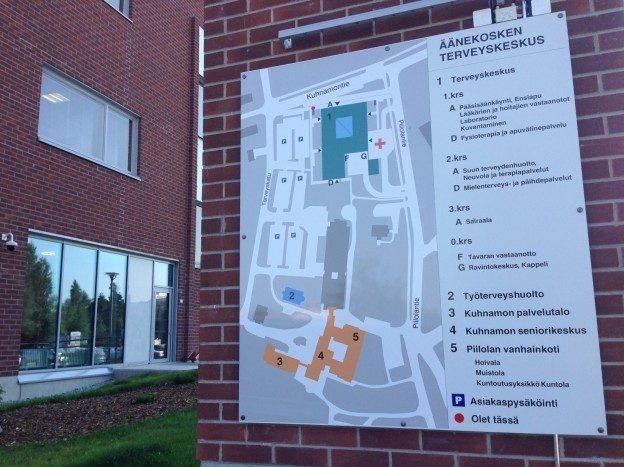 Valitseeko kuntalainen tulevaisuudessa Äänekosken terveyskeskuksen palvelut, vai suuntaako muualle?