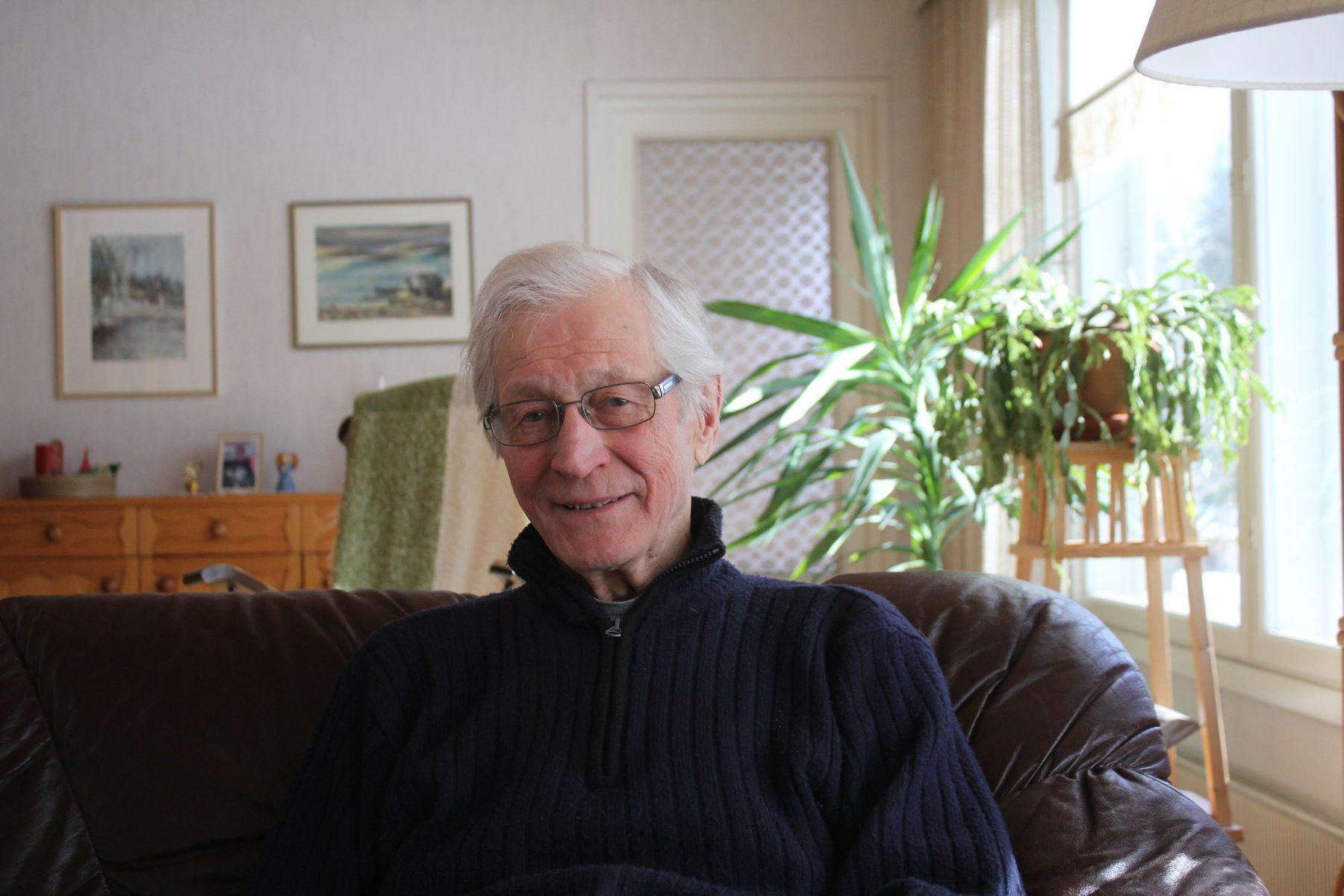 Auvo Saikkonen tunsi surmansa saaneet poliisit.
