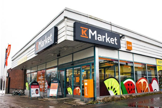 K Market Töyrynummi