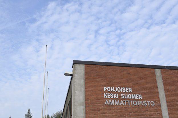Pohjoisen Keski-Suomen ammattiopiston Äänekosken Piilolan kampus palaa lähiopetukseen maanantaina 28. syyskuuta