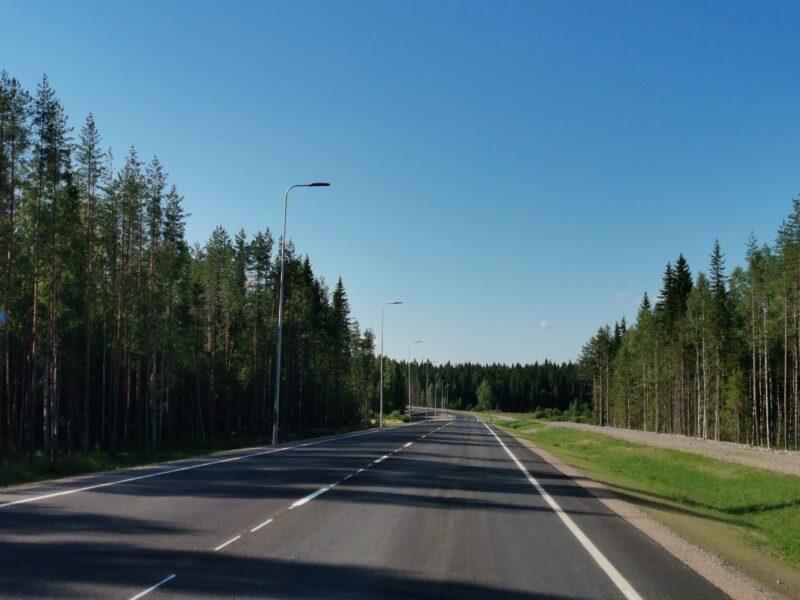 Vt 4 Kirri-Tikkakoski: Rinnakkaistie otetaan käyttöön 13. elokuuta