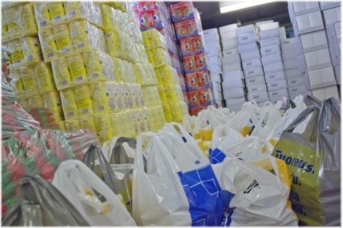 Ennätysmäärä EU:n ruoka-apua