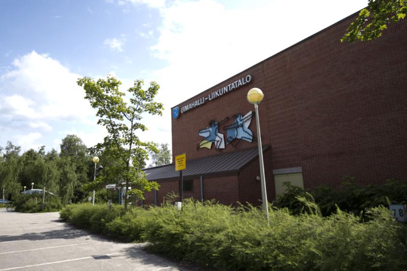 Äänekosken Liikuntatalon alakerran talotekniikkasaneeraus alkaa – kuntosalit väistötiloihin