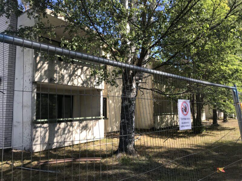 Kahdelle rakennukselle haetaan purkuavustusta – tämä vuosi Ääneseudun Asunnot Oy:lle 700 000 euroa tappiolliseksi