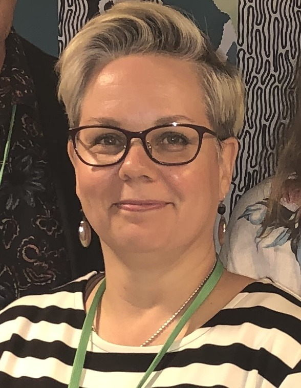 Henna Penttinen jatkaa Keskustan Äänekosken paikallisyhdistyksen luotsaamista