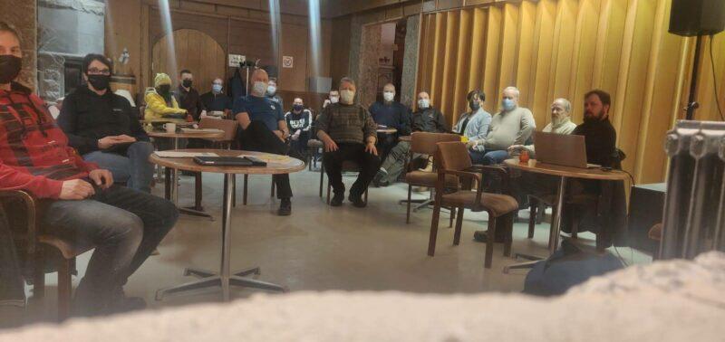Perussuomalaisten Äänekosken paikallisosasto nimesi ehdokkaita kuntavaaleihin